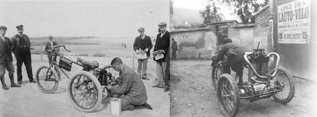 1902 RACING TRIKES