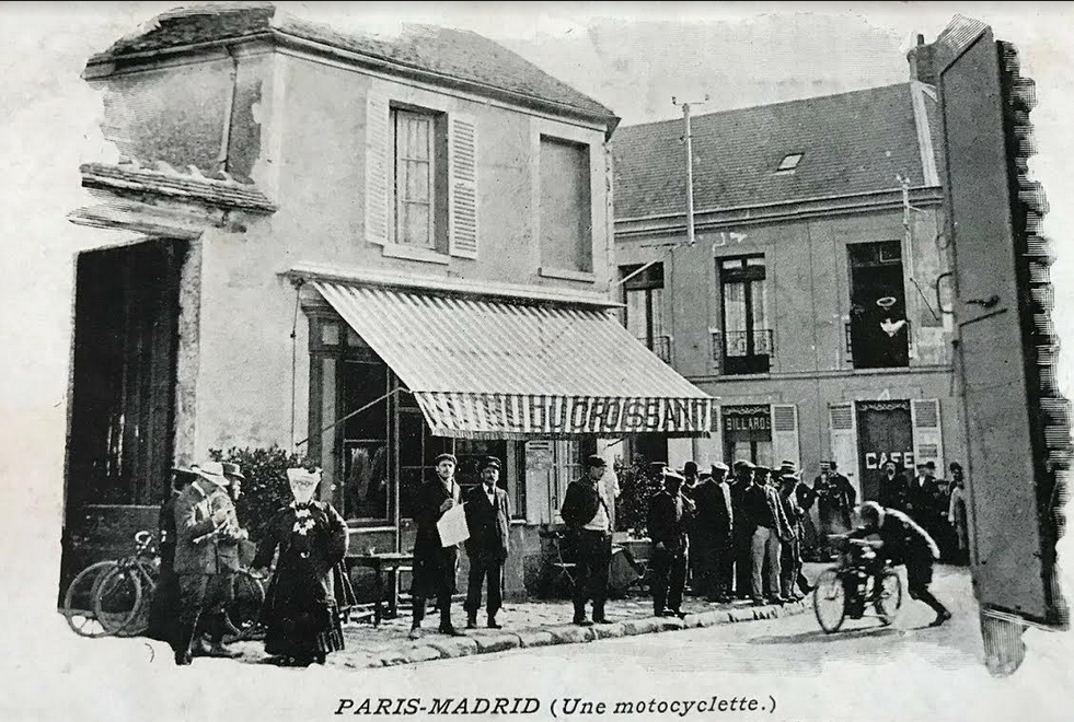 1903 PARIS-MADRID