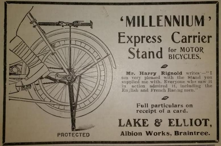 1905 LAKE AD
