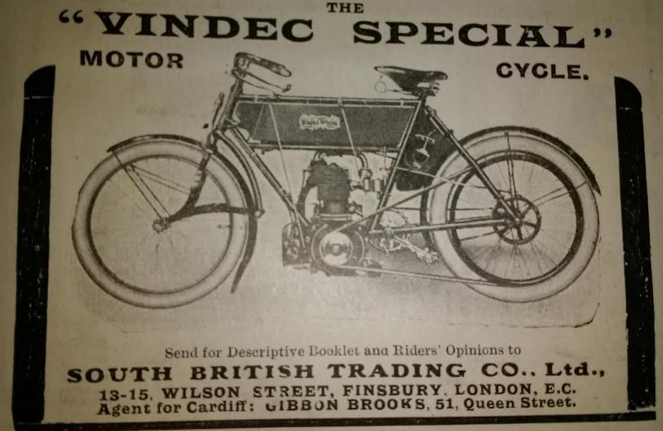 1905 VINDEC AD