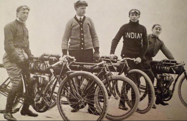1909 INDIAN TEAM