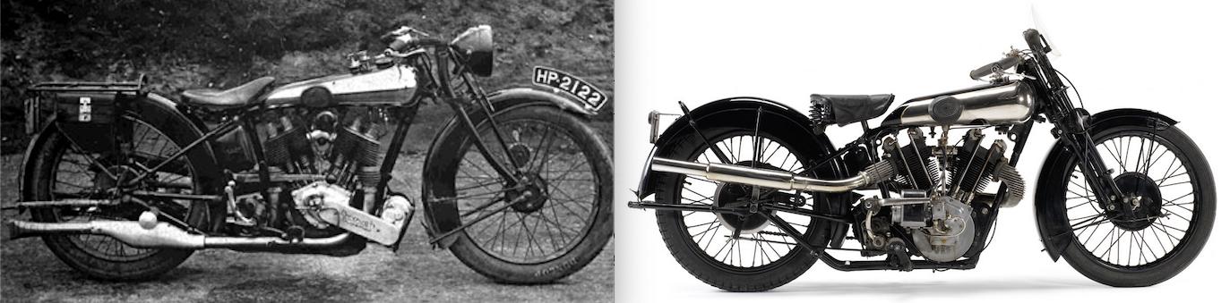1924 BRUFFSUP SS80+100