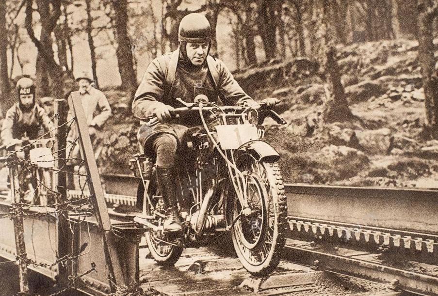 1924 BSA SNOWDEN