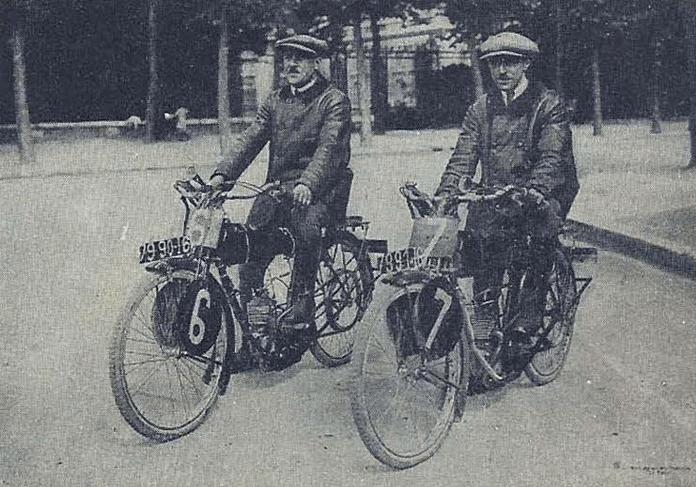 1924 VELOMOTEURS