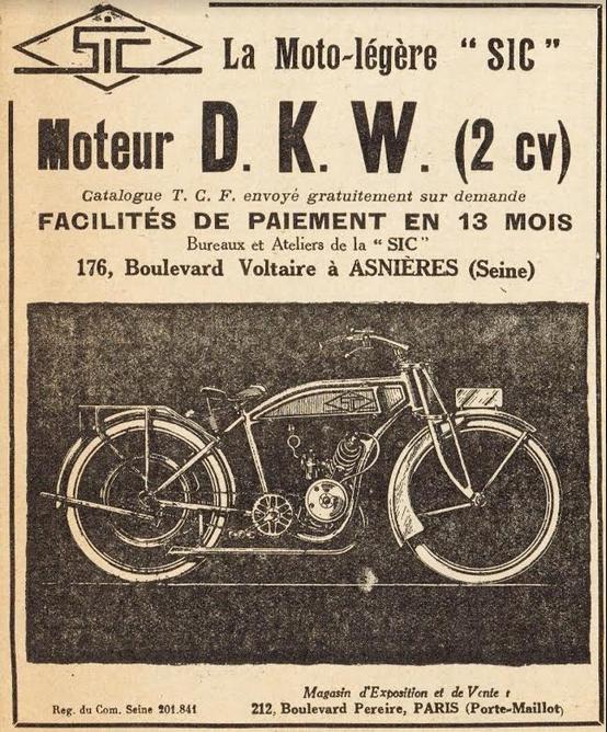 1924 DKW AD