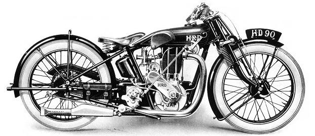 1924 HRD