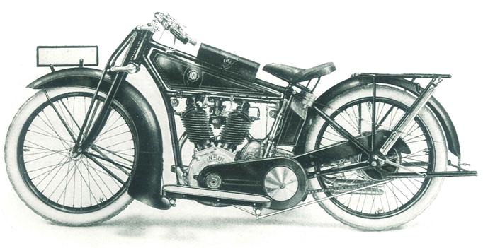 1924 NSU 8HP