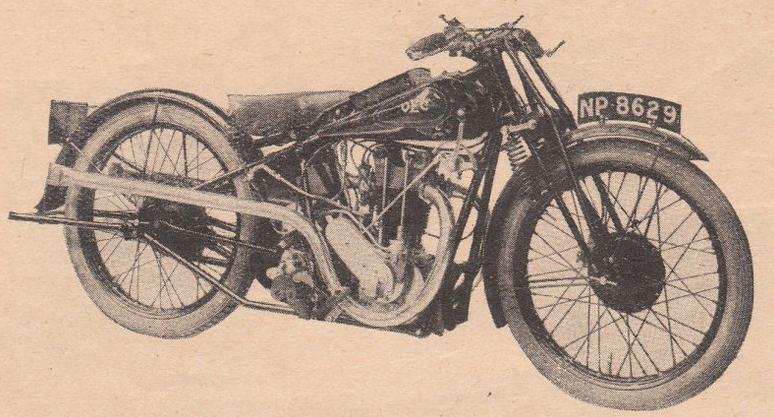 1924 OEC OHC