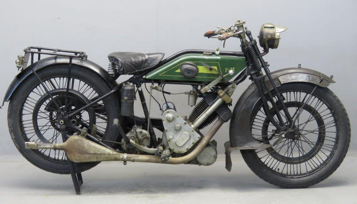 1924 OHV PANTHER