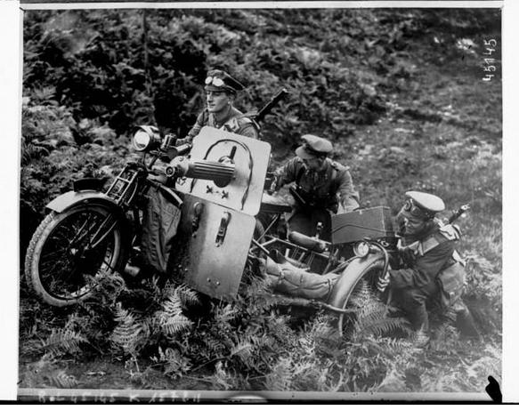 WW1 MG SCAR