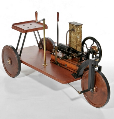 1884 BERNADINI TRIKE