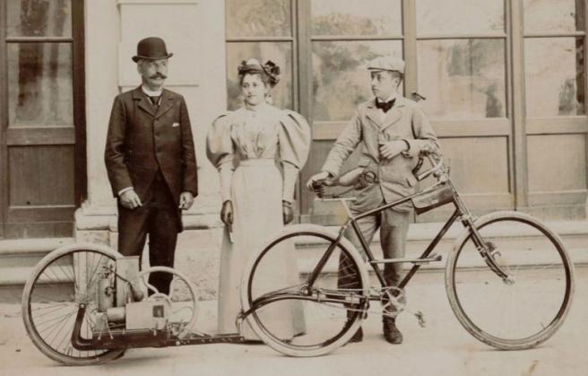 1893 BERNADI BIKE