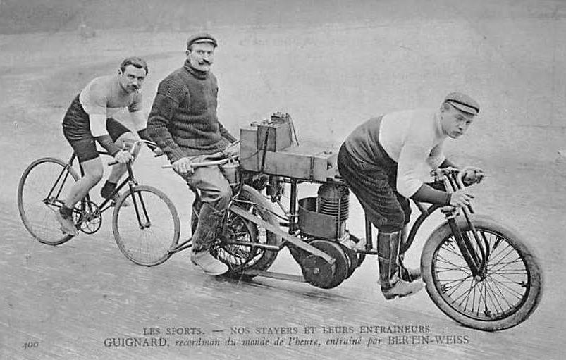 1900s PACER GUIGNARD