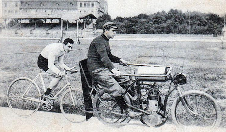 1900s PACER SALZMANN HEIDELBERG