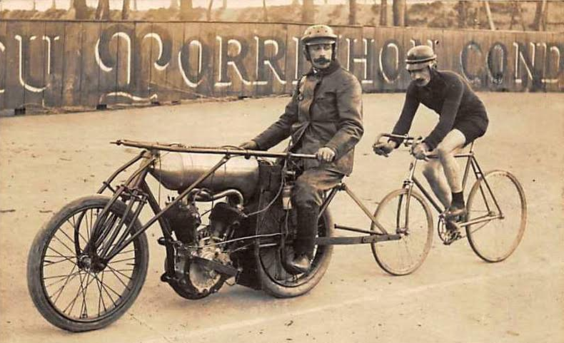 1900s PACER Vélodrome de Tours