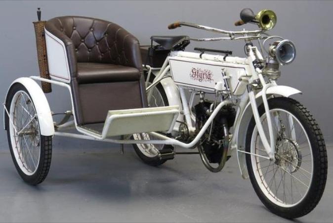 1905 STYRIA 5.5HP 764CC