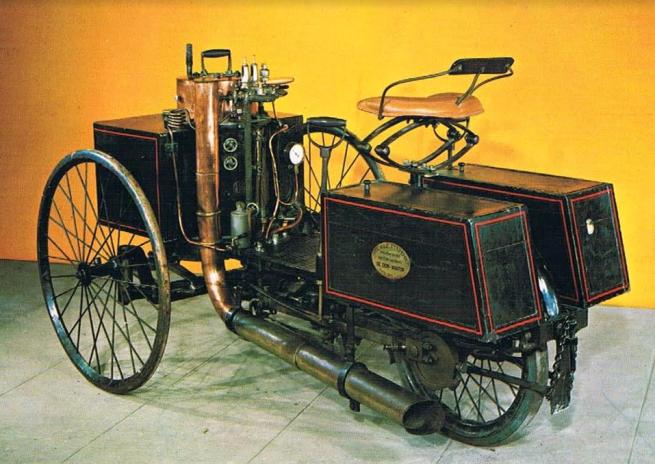 1885 DE DION TREPARDOUX TRIKE