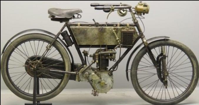 1905 BRUNEAU