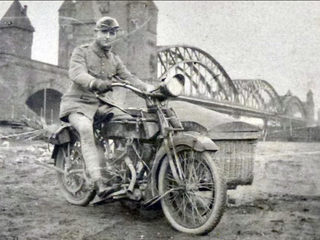WW1 FRENCH WD COMBO 2