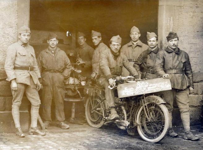 WW1 FRENCH WD GROUP