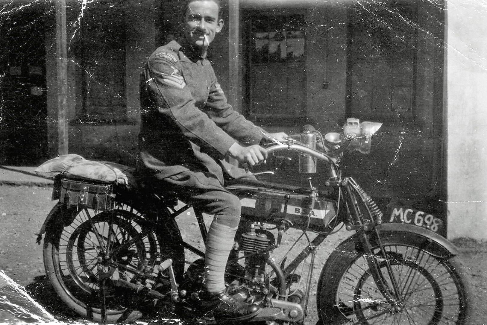WW1 1915 BILL HUMPHREYS