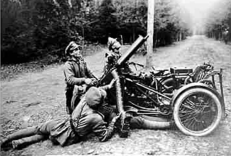 WW1 ACKACK SCAR