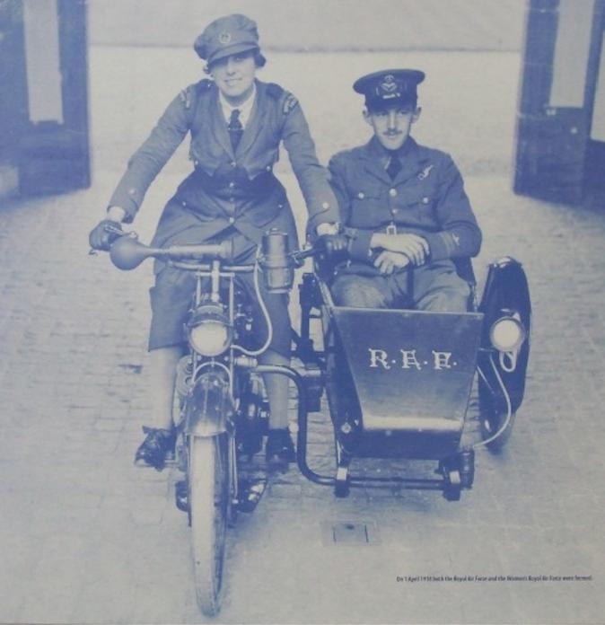 WW1 RAF P&M SCAR
