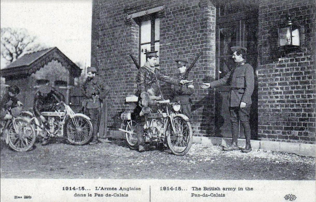 1915 WD DELIVERY