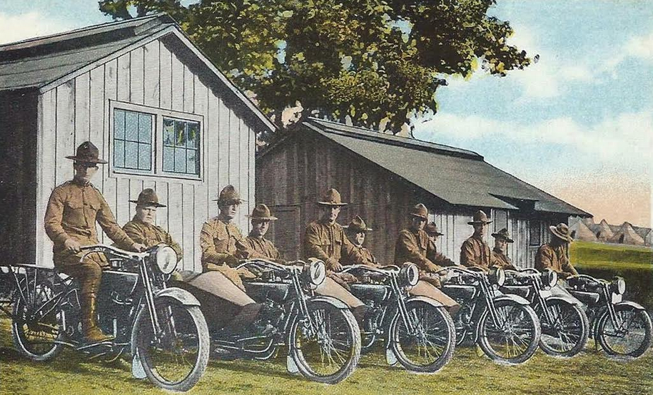 1917 CAMP DODGE IOWA