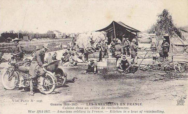 1917 US KITCHEN