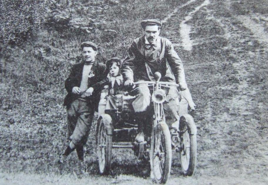 1900ish TRIKE FAMILY