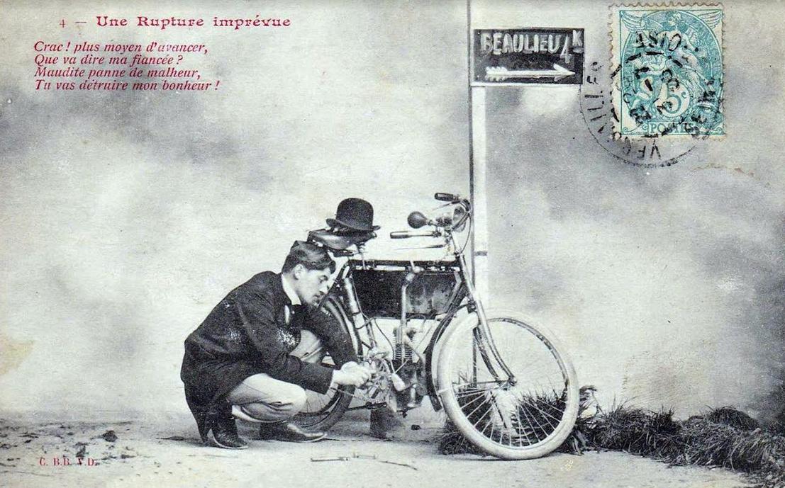 1900s BREAKDOWN FRANCE