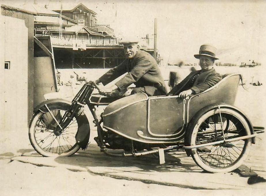 1900s COMBO HAT