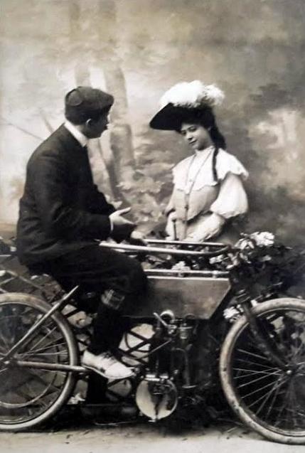 1900s FLIRTING