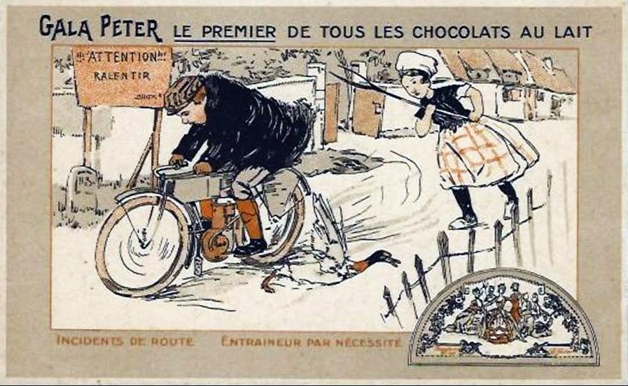 1900s GALOA CHOC AD