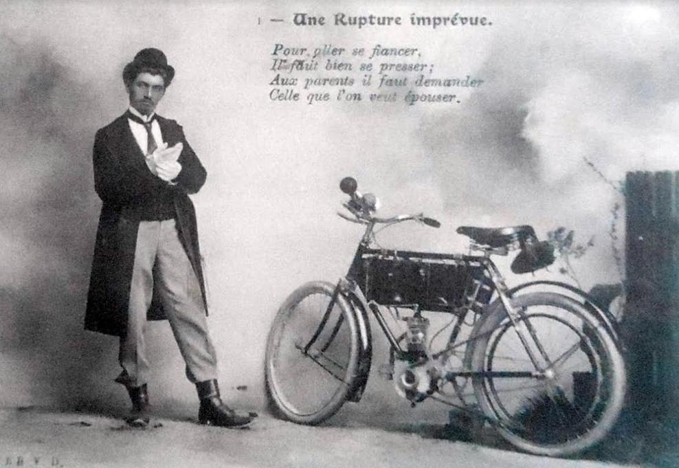 1900s 'UNEXPECTED BREAKDOWN';